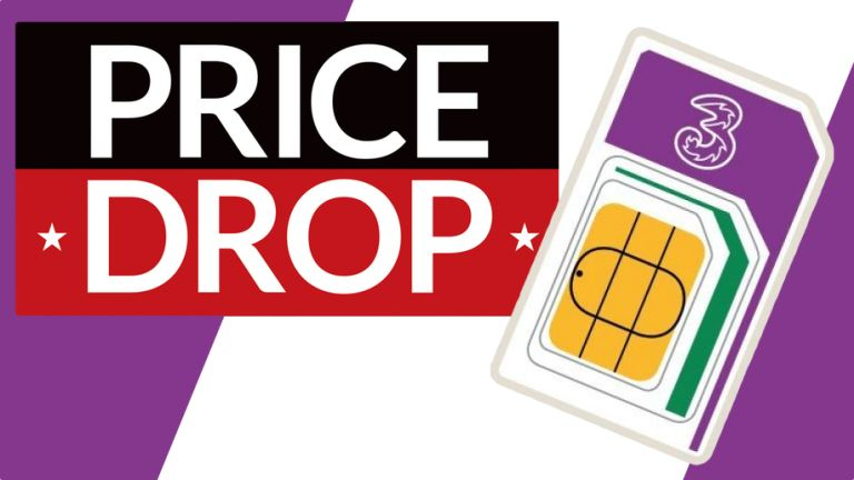 Three SIM-Only Deal Price UK