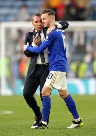 Leicester City v Burnley – Premier League – King Power Stadium