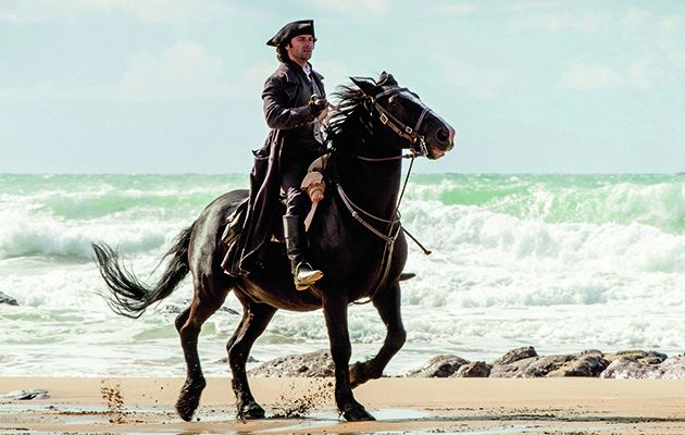 Another top episode from Team Poldark! Can Ross and Tholly find Dwight without endangering their own lives?