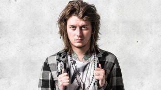 Asking Alexandria guitarist Ben Bruce