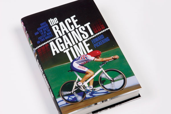 The Race Against Time by Edward Pickering, book