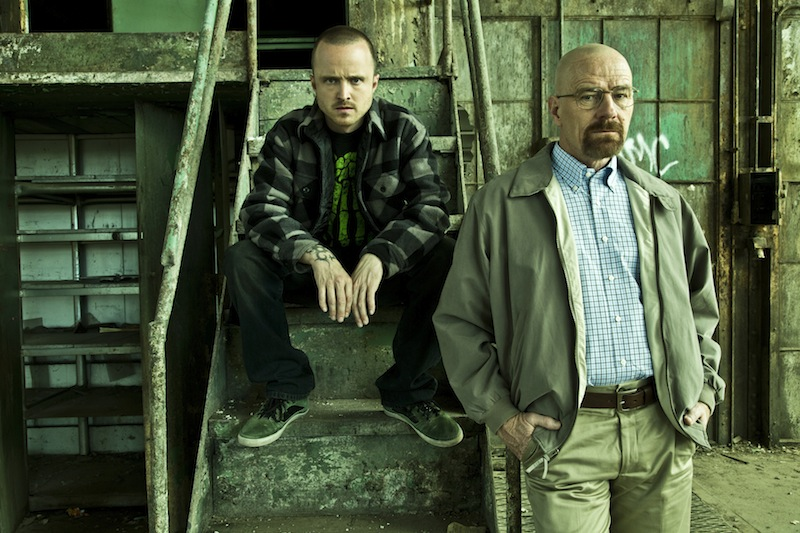 Breaking Bad Season 5 Photos Show The Cast And Walter White's Partner Relationships #22565