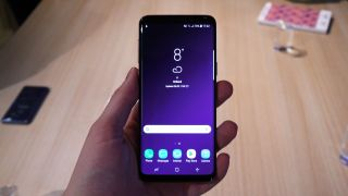 Samsung Galaxy S9 users reporting touchscreen dead zones