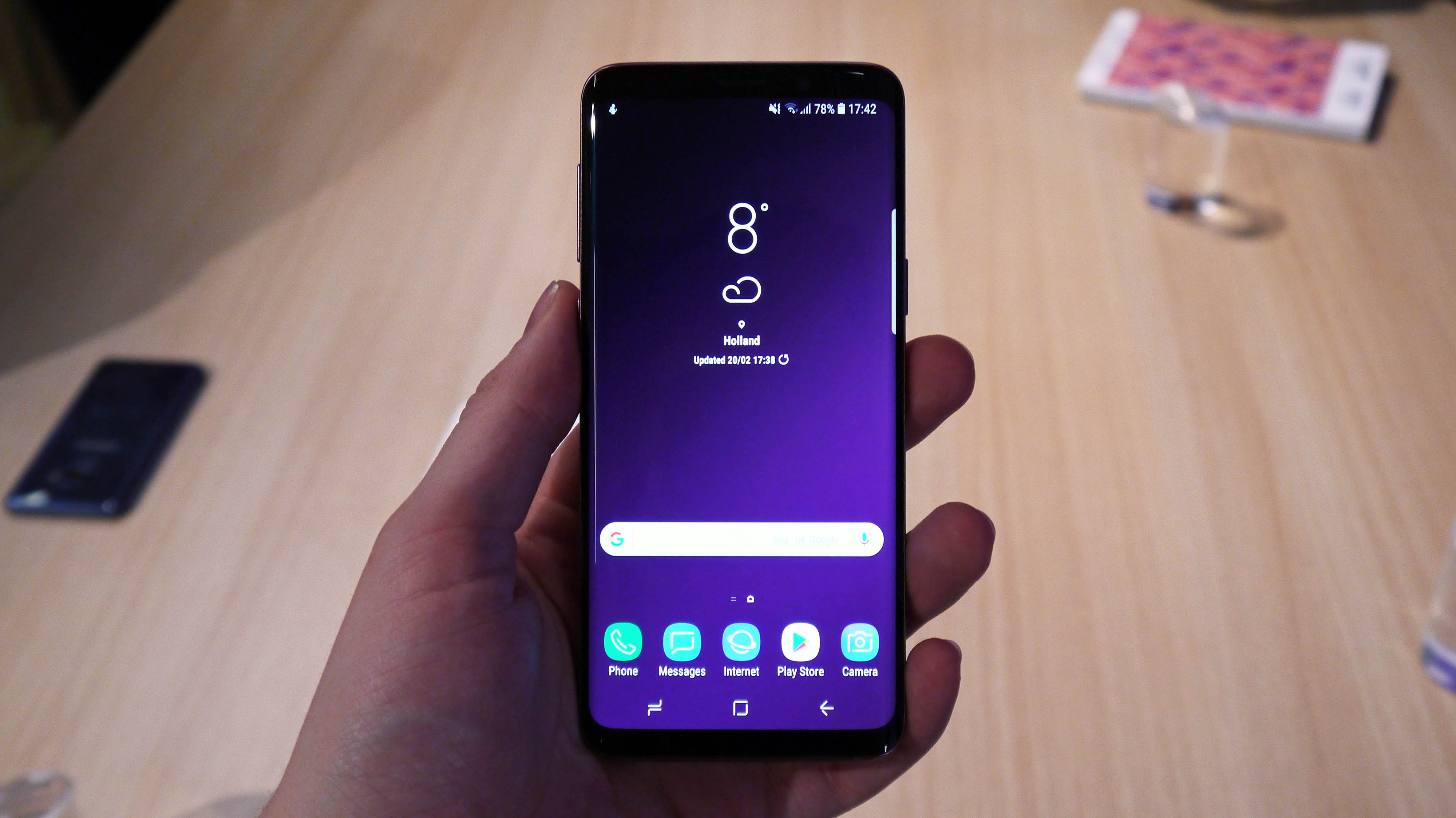 Samsung Galaxy S9 users reporting touchscreen dead zones — here's