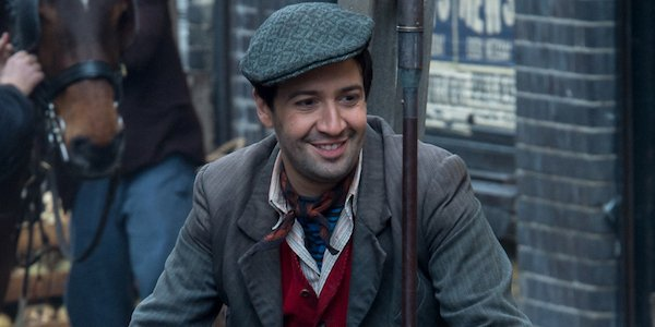 Lin Manuel Miranda Fires Back At Critics Over Mary Poppins Returns Rapping Cinemablend