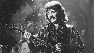 Toni Iommi of Black Sabbath