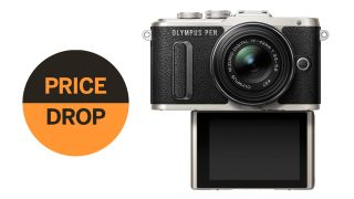 Best Black Friday bargain! Olympus PEN E-PL8 + 14-42mm lens just $289.99!