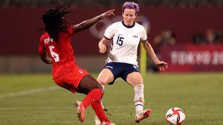 Team USA vs Australia bronze match