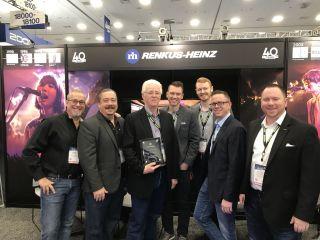 Ralph Heinz (RH CTO), Joe Fustolo (RH Eastern Regional Sales Mgr),Gary Dunaway, Andy Yost, Ryan Schmidt, Andy Kerr, Anthony Barbuto (McFadden Sales)
