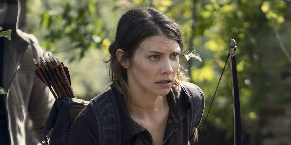maggie's return to the walking dead