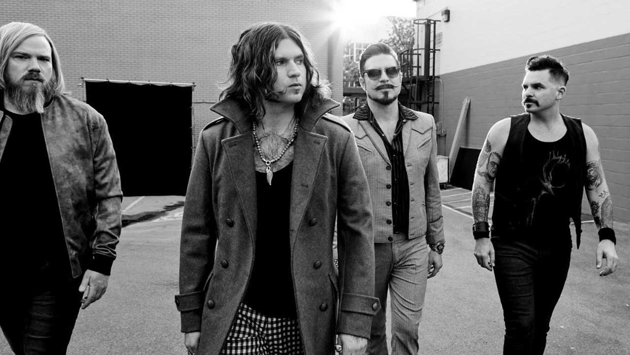 Rival Sons star in video for groove-filled track Too Bad