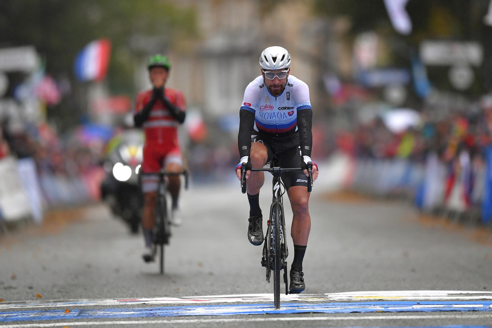 Peter Sagan won't ride mountain bike event at Tokyo 2020 Olympics