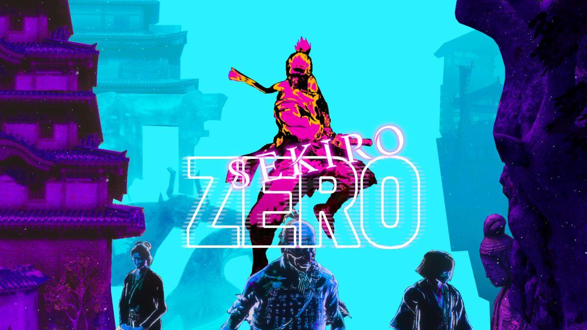 This rad Sekiro mod adds Katana Zero's bullet time and fast sword attacks