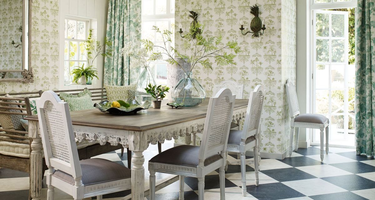 Take a continental approach to rural style with these French country decor ideas