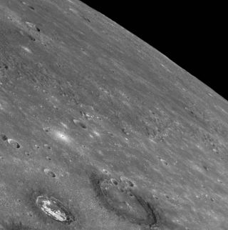Mysterious Craters Seen on Mercury
