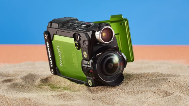 Best action cameras: Olympus TG-Tracker