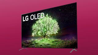 LG A1 OLED TV