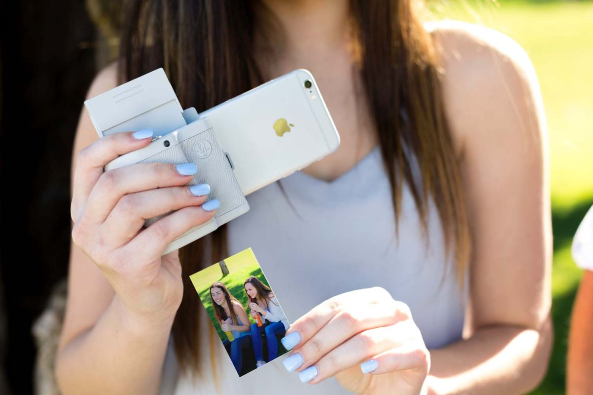 new product 8d6f3 0f8d8 Prynt Turns Your iPhone into an AR-Ready Printer | Tom's Guide