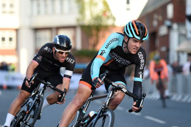 Briggs and Scully, Tour Series 2014 Barrow