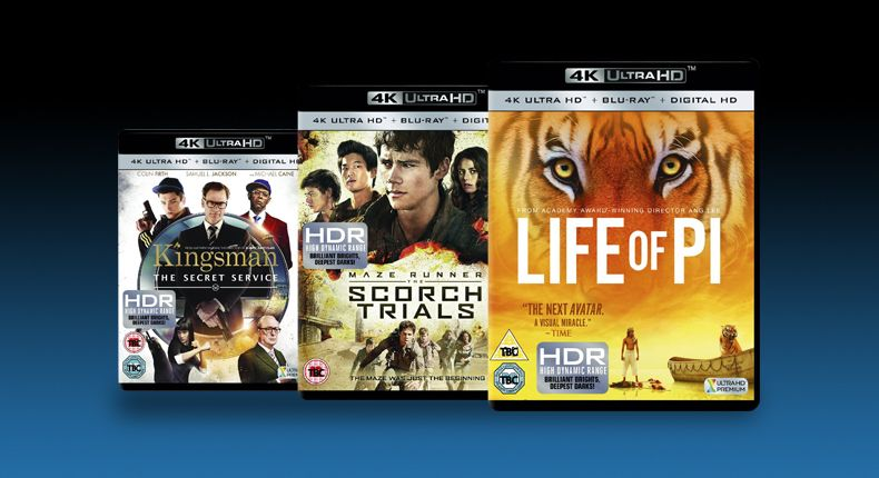 4K streaming vs 4K Blu-ray vs Blu-ray – which is best