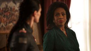 Sheryl Lee Ralph in Freeform's 'Motherland: Fort Salem'