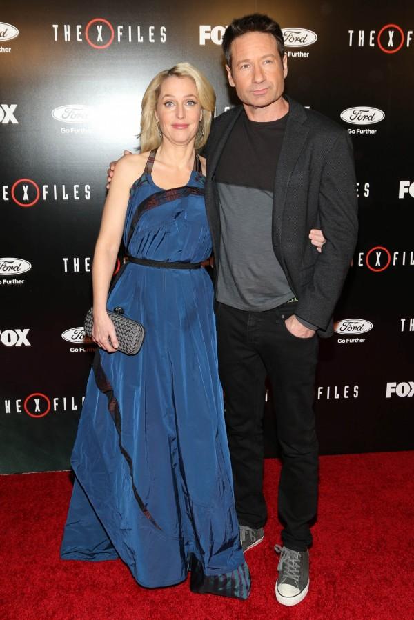 Gillian and David (Omar Vega/AP)
