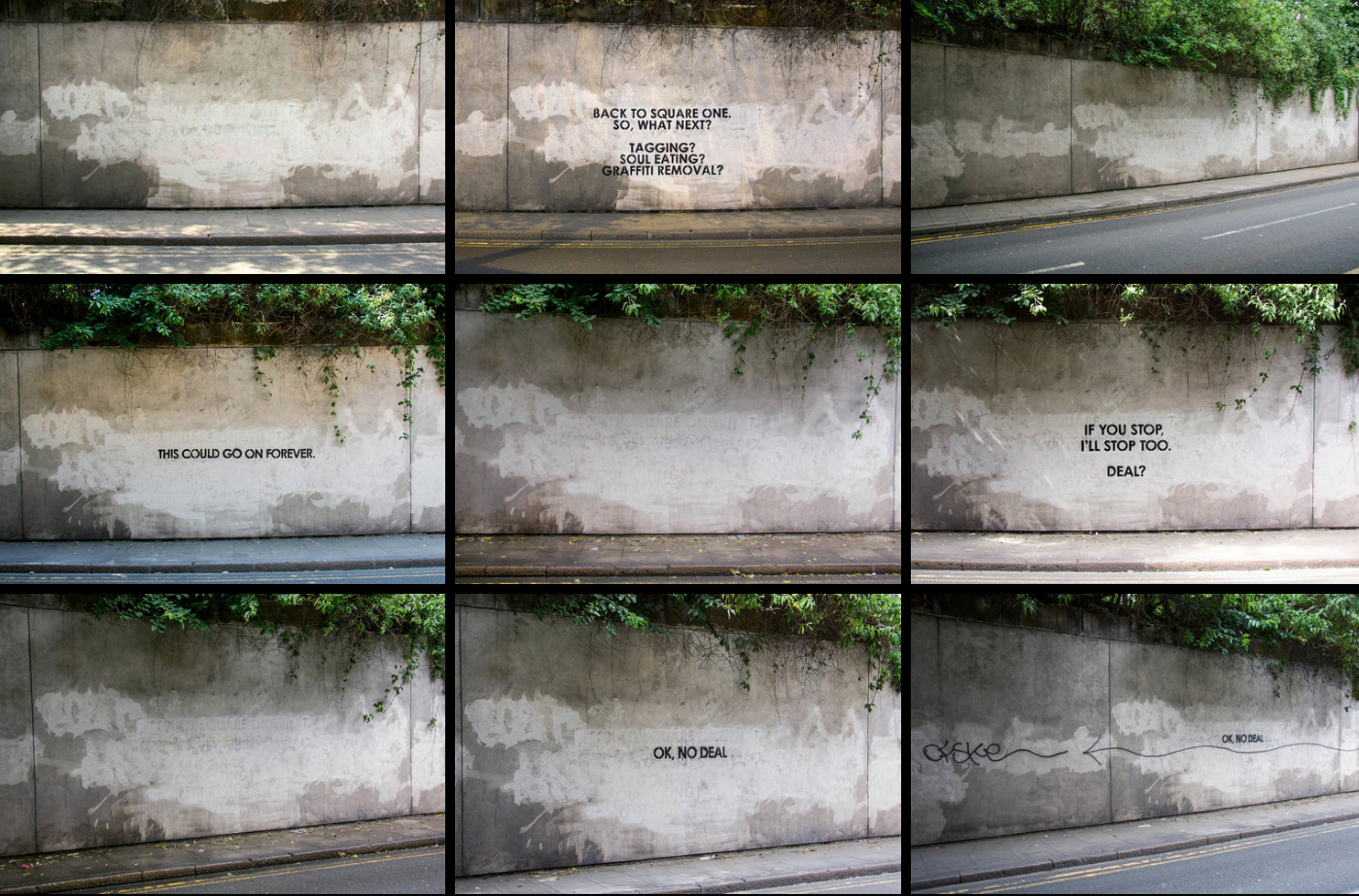 Street art: Mobstr