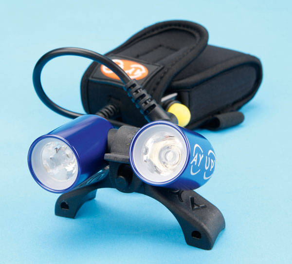 Cycle lights grouptest