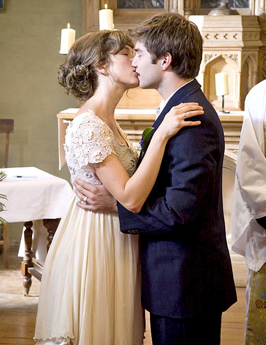 Bridget and Declan get hitched in secret