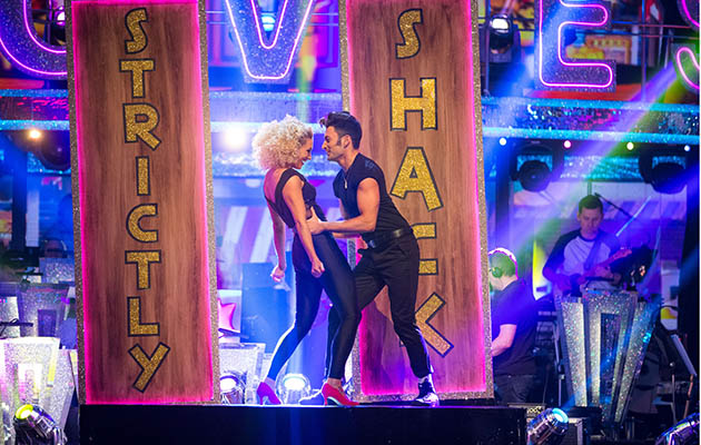 Strictly Come Dancing 2018 Movie Week - CBeebies star pops up in audience