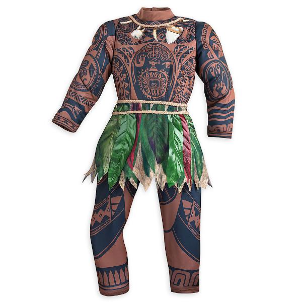 Moana Maui Costume