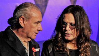 Bill Ward and Ozzy Osbourne