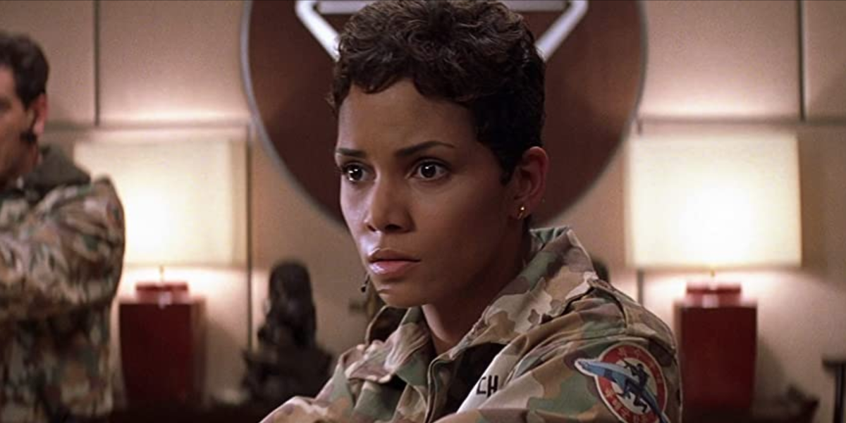 Halle Berry clashed with X-Men director Bryan Singer