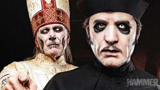 Papa 0 and Cardinal Copia