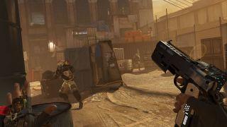 Half-Life: Alyx VR Combine