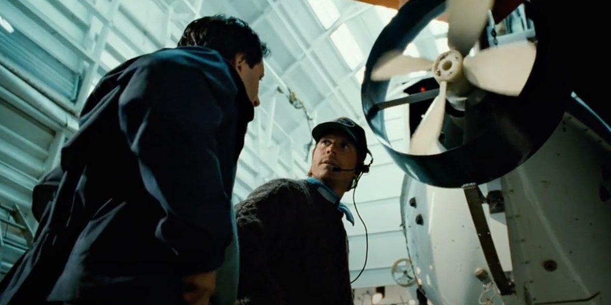 Bill Paxton in Titanic