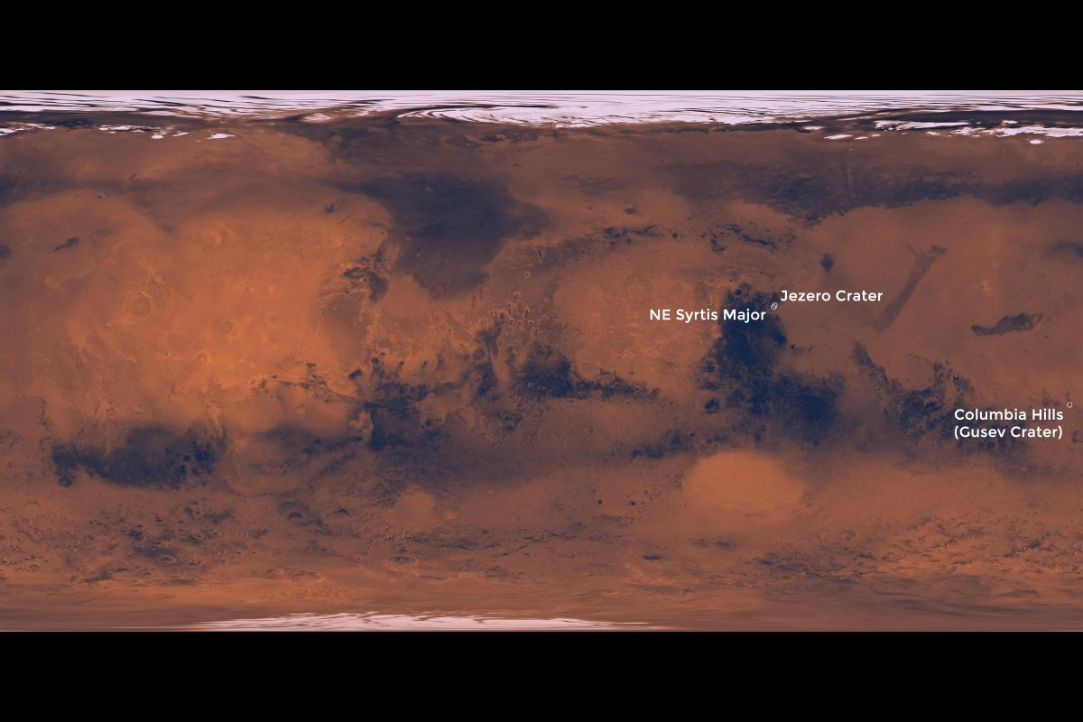 Mars 2020: The Red Planet's Next Rover   Space