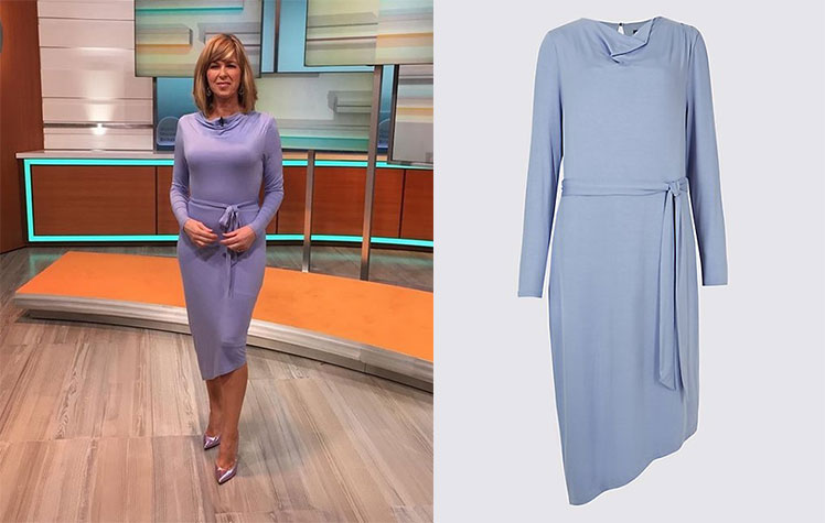 4f154472ce Where to buy Kate Garraway's Good Morning Britain dresses
