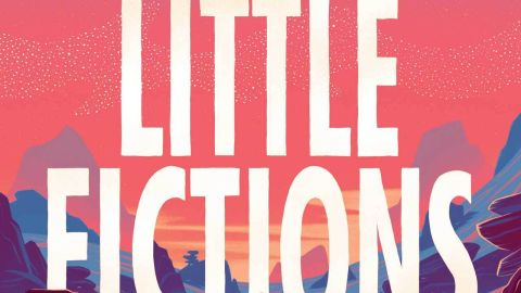 Cover art for Elbow Little Fictions