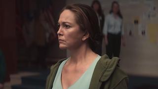 Diane Lane as the president in Y: The Last Man screenshot