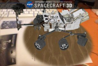 NASA Spacecraft 3D App