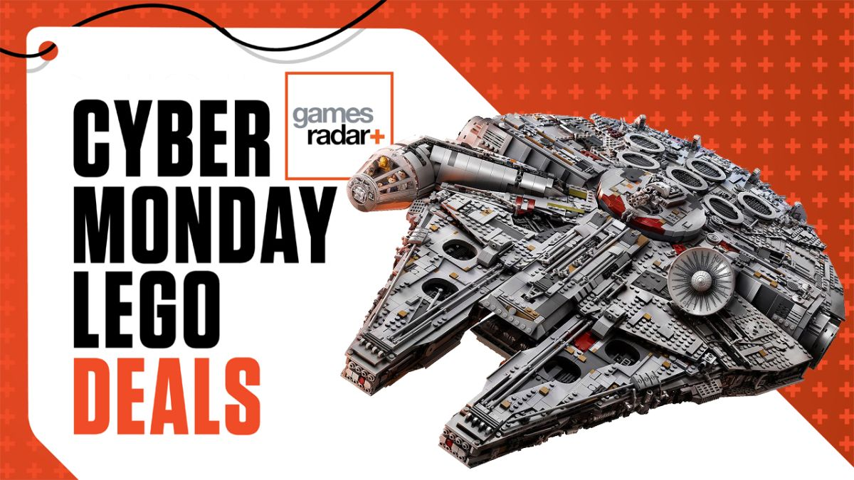 Cyber Week Lego Deals 2019 Gamesradar