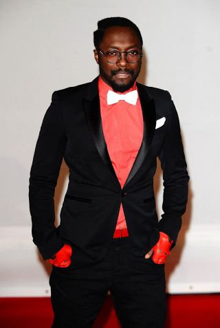 Will.i.am stunned by Margolyes 'black' remark