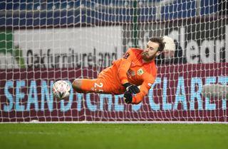Burnley v Milton Keynes Dons – Emirates FA Cup – Third Round – Turf Moor