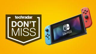 Nintendo Switch deals in stock
