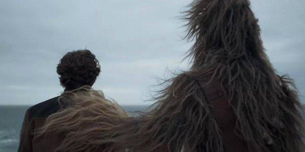 Han and Chewie in Solo