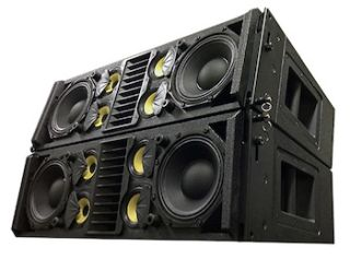 VUE Audiotechnik Introduces al-8 Compact Line Array System
