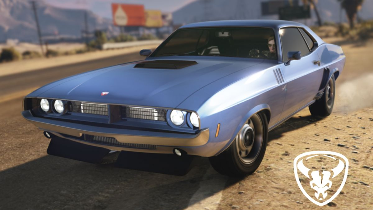 GTA Online gets a sweet '70s muscle car and double Casino