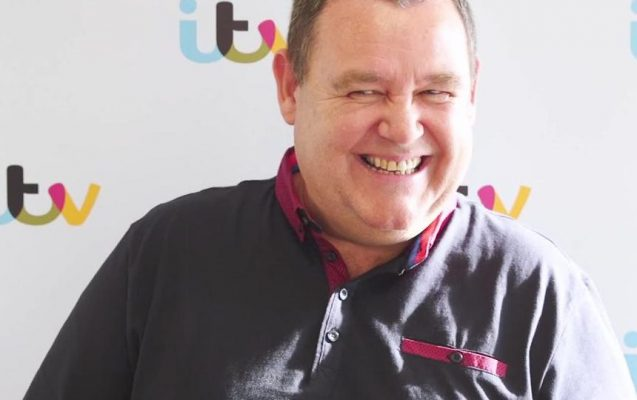 Benidorm's Tony Maudsley: 'Kenneth gets a Russian boyfriend!' (VIDEO)