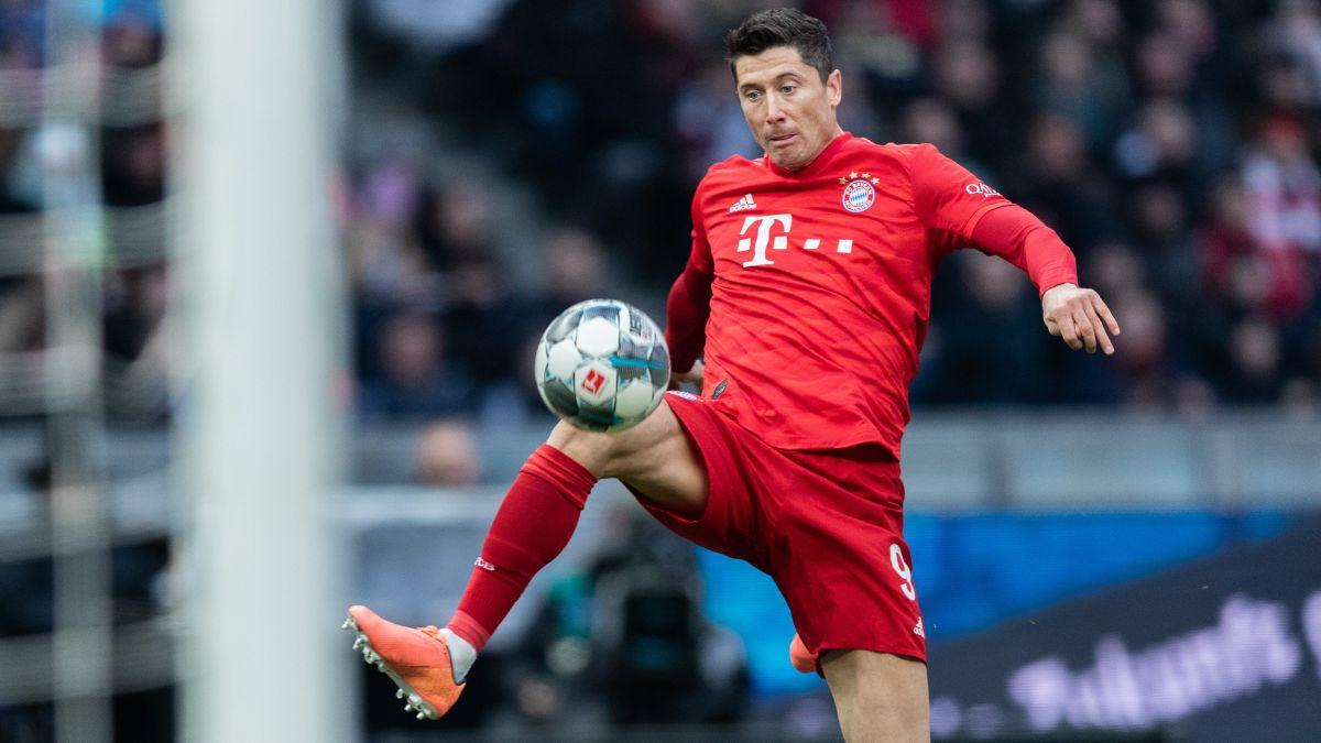 Bayern Munich vs Eintracht Frankfurt live stream: how to watch today's Bundesliga clash online